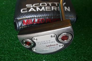 CKL Golf - SCOTTY CAMERON GOLO 5 MALLET PUTTER