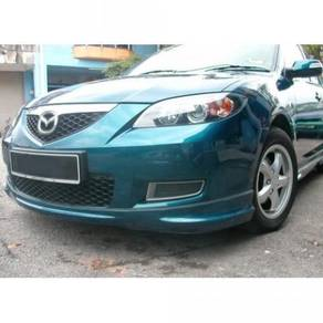 Mazda 2 oem bodykit w spoiler a paint body kit