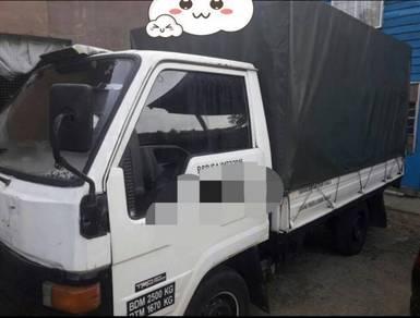 Lorry 1.5 ton