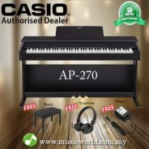Casio ap-270 celviano digital piano black