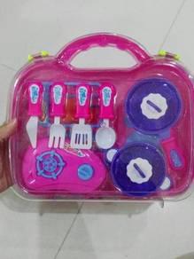 Kitchen Pretend Play Suitcase
