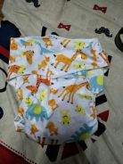 Adult cloth diaper lampin kain dewasa