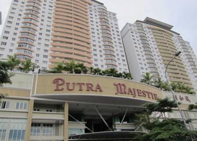 Putra Majestik Condo Jalan Ipoh 1020sqft Renovated Nice View