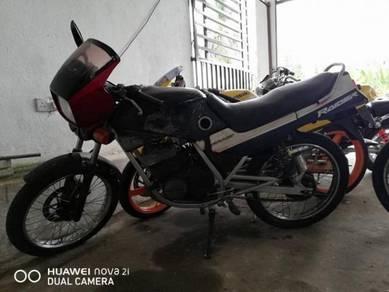 Honda rider 135