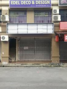 Sale of MJC Batu Kawah New Township Shop Lot
