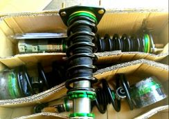 Kia Forte Adjustable Suspension Zerone