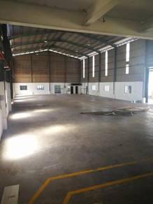 Warehouse/factory Kampung Baru Subang, Subang New Village, Shah Alam