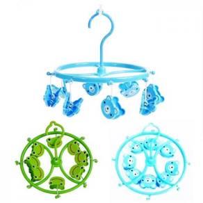 Clothes Hanger Clip 8 Pin ( 90-01-35 )
