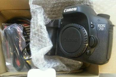Immaculate condition (7d)