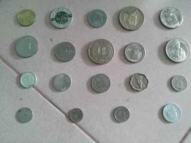 Duit lama coins