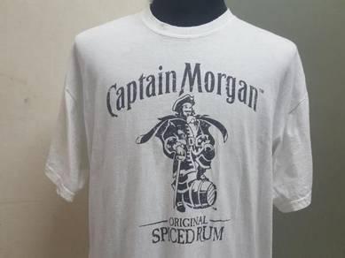 (S)CAPTAIN MORGAN Tshirt -XL