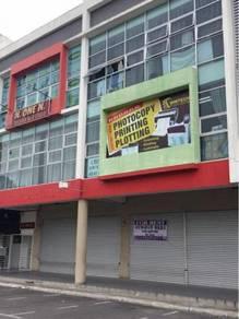 Ground Floor Intermediate 2nd Precint Shoplot For Rent opposite ONETJ