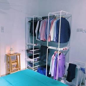 IKEA ALGOT Open Wardrobe