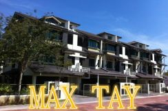 Southbay Residence 3 Sty Terrace Partially Reno Condition Batu Maung