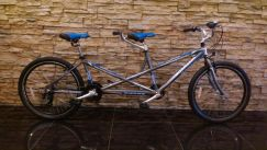 0% GST Tandem Bicycle Basikal Shimano -Factory