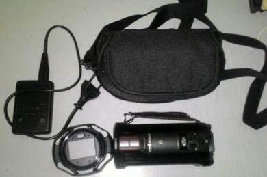 Panasonic video camp