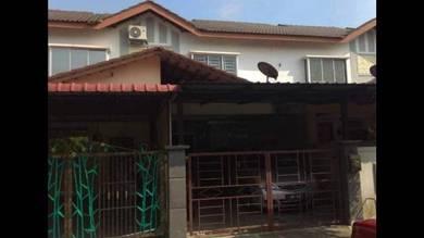 Taman Scientex Pasir Gudang, Double Storey Jln Merbah Bumi Lot
