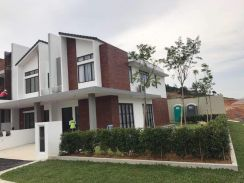 Pengerang Double Storey Most Near from PIPC rapid