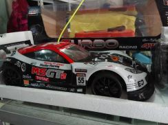 Rc car honda turbo