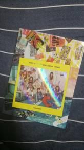 Weki Meki Debut Album - WEME Ver. A
