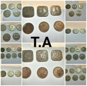 Old Malaysian coin (1920-2004)