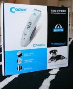 Pets shaver (rechargeable battery)