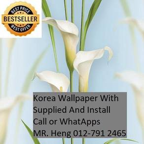 Install Wall paper for Your Office 76g