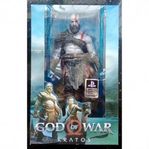 God of War Kratos Neca 7 inch toy