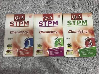 STPM Chemistry Q&A