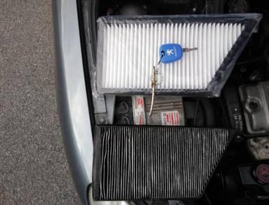 Peugeot 206 Filter