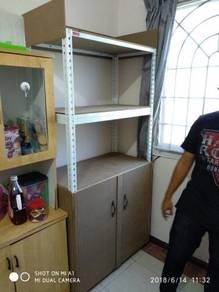 Cupboard Boltless Style ( Custom Made )