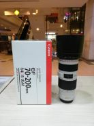 Canon ef 70-200mm f4l is usm lens (98% new)