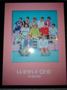 Wanna one album to be one (pink ver)