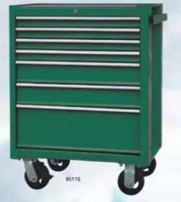 Sata 95110P-20 216pcs 7Drawer Tool Trolley Set