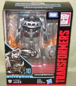 Transformers Studio Series Autobot Jazz