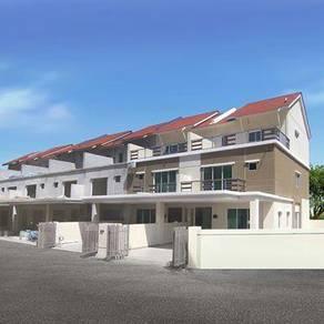 Limited time only 10 unit left OC ready3 storey terrance Balik Pulau