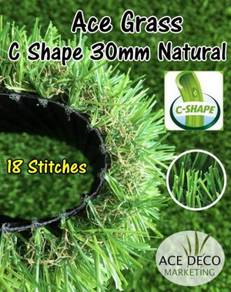 Ace C30mm Artificial Grass Rumput Tiruan 02