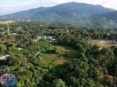 Resort land at Pasir Hitam, LANGKAWI, High Potential