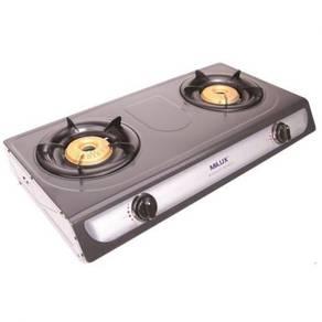 Milux gas cooker (baru)