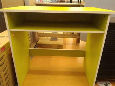 New Study Table with drawer (Green/ Red)