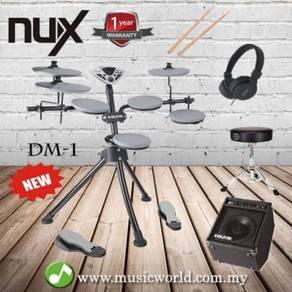 NU-X Digital Compact Drum Package 2 DM-1