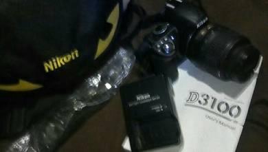 Camera dslr d3000