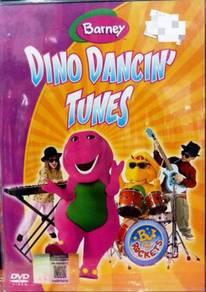DVD Barney Dino Dancin' Tunes