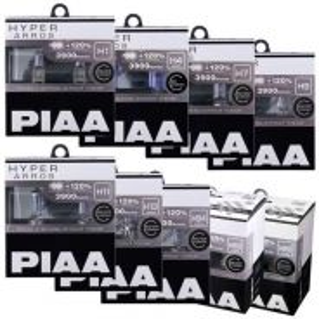 PIAA Japan Made Hyper Arros Upgrade Bulb 120% AG
