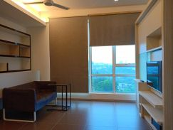 [ BEST Fully Furnished Studio with ROOM ] Garden Plaza, Near Presint 8