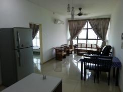 Vista alam fully furnished apartment shah alam