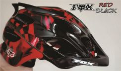 Ready stok fox Cycling Helmet MTB siap pos laju