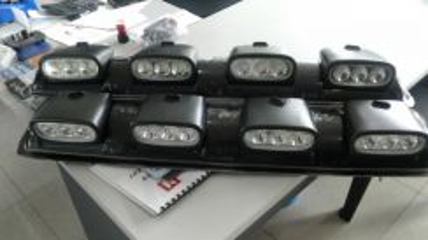 LED Roof Spotlight KN 4x4