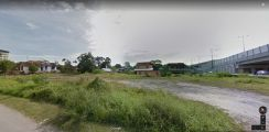 Residential land at stulang Darat