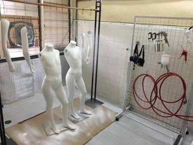 Repair Mannequins
